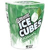 Ice Breakers Ice Cubes Spearmint Gum Bottle Pack