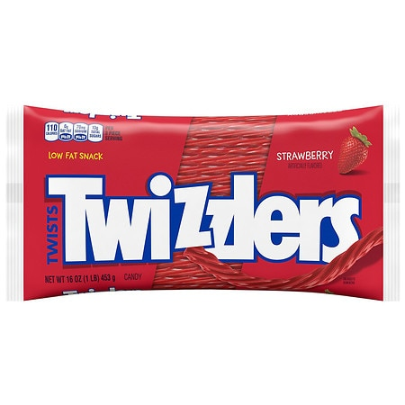 Twizzlers Twists Candy