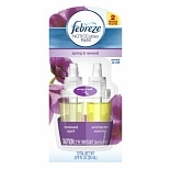 Febreze NOTICEables, Dual Scented Oils, Refill Spring & Renewal