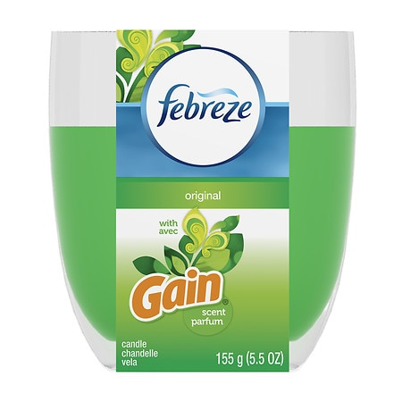 Febreze Candle Air Freshener Gain Original