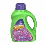 Gain Touch of Softness Liquid Detergent, 24 Loads Butterfly Kiss