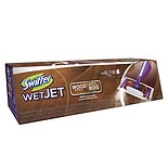 Swiffer WetJet Spray Mop Wood Floor Cleaner Starter Kit