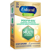 Poly-Vi-Sol Multivitamin Supplement Drops
