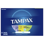 Tampax Tampons with Cardboard Applicators Multipax