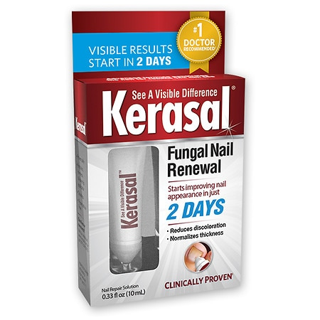 Kerasal Nail Fungal Nail Renewal Treatment