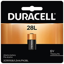 Duracell Photo Lithium Battery #28L