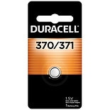 Duracell Watch/Electronic Battery # 370/371 1.5V