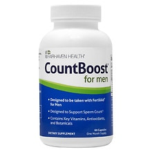 CountBoost for Men, Capsules