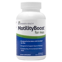 MotilityBoost for Men Dietary Supplement Capsules
