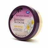 Boots Hawaiian Islands Body Butter Jasmine & Cocoa