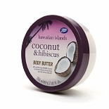 Boots Hawaiian Islands Body Butter Coconut & Hibiscus