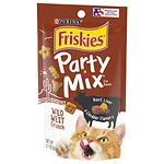 Save $1 when you buy 2 Friskies cat treats.