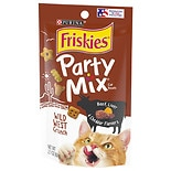 Friskies Party Mix Wild West Crunch: Beef, Liver & Cheddar