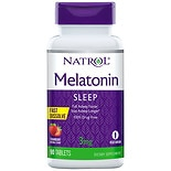 Natrol Melatonin 3mg Fast Dissolve, Tablets