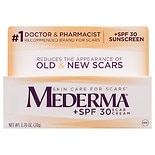 Mederma Scar Cream + SPF 30 SPF 30 Sunscreen