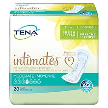 Tena Serenity Moderate Regular Absorbency Pads