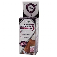 Carb Intercept 3, Capsules