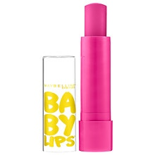 Maybelline Baby Lips Moisturizing Lip Balm Stick SPF 20 Pink Punch