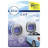 Febreze Car Vent Clips, Air Freshener Midnight Storm