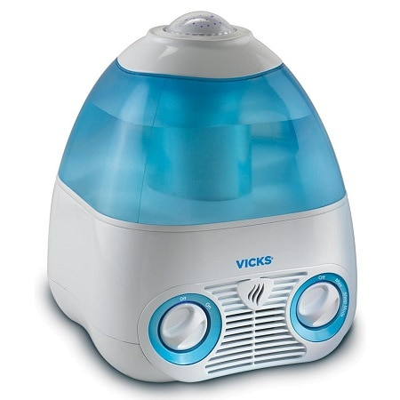 Vicks Starry Night Cool Mist Humidifier 1 gal