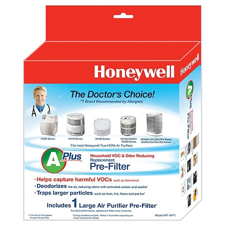 Honeywell Universal Carbon Pre-Filter HRF-AP1