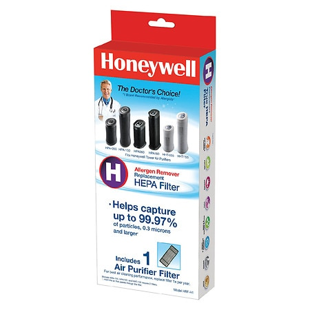 Honeywell True HEPA Replacement Filter HRF-H1