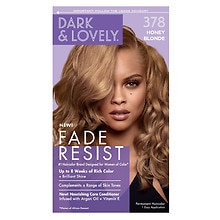 Dark and Lovely Fade-Resistant Rich Conditioning Hair Color