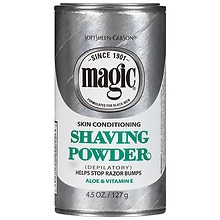 Shaving Powder Depilatory Skin Conditioning