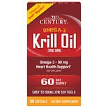 Krill Oil 300mg Omega-3, Softgels