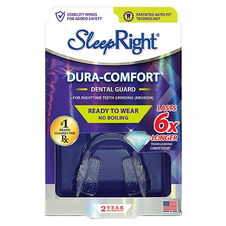 SleepRight No Boil Dental Guard