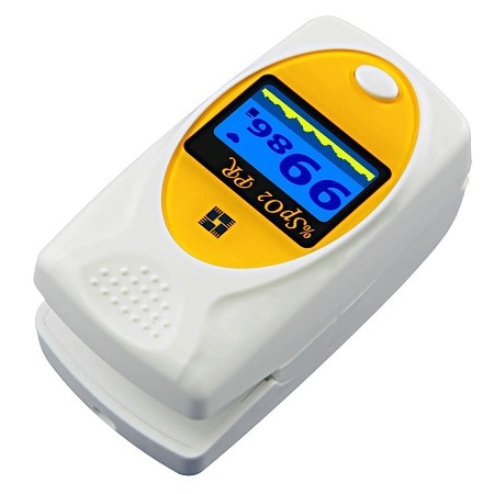 Quest Products 3 in 1 Oximeter