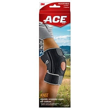 Ace Knee Brace with Dual Side Stabilizers, Model 200290