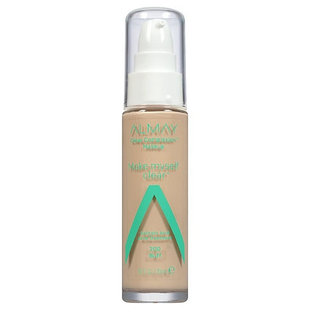 Almay Clear Complexion Liquid Makeup Buff