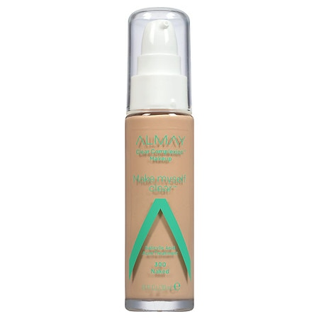 Almay Clear Complexion Liquid Makeup Naked