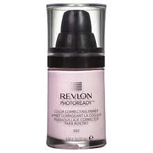 Revlon PhotoReady Color Correcting Skin Primer Cream 002