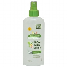 BabyGanics The Cleaner Upper Toy & Highchair Cleaner Fragrance Free