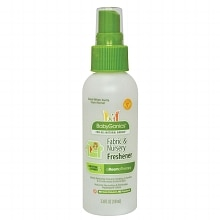 BabyGanics Arooma Therapy Fabric & Nursery Freshening Spray Cucumber