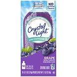 Crystal Light Grape Energy On The Go