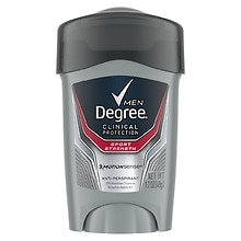 Degree Men Clinical+ Antiperspirant & Deodorant Sport Strength