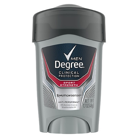 Degree Men Clinical+ Anti-Perspirant & Deodorant Sport Strength