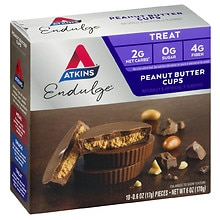 Atkins Endulge Treats, 5 Peanut Butter Cups