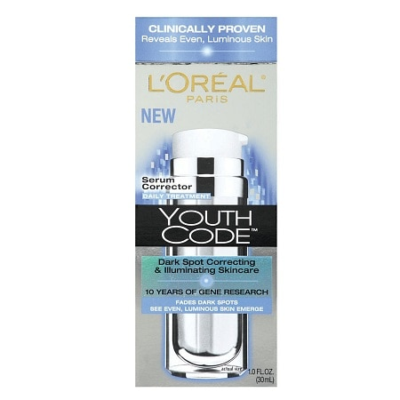 L'Oreal Paris Youth Code Dark Spot Correcting Serum