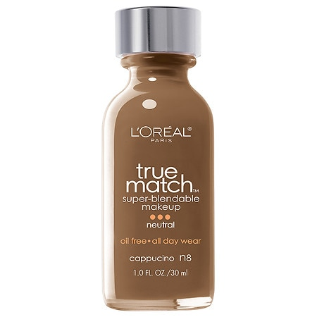 L'Oreal Paris True Match Super-Blendable Liquid Makeup