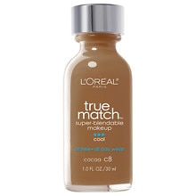 L'Oreal Paris True Match Super-Blendable Liquid Makeup Cocoa