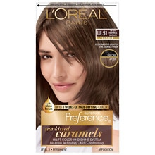 L'Oreal Paris Preference Permanent Hair Color Hi-Lift Natural Brown Ul51