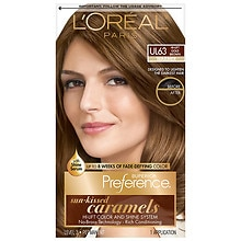 Permanent Hair Color, Hi-Lift Gold Brown Ul63