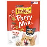 Friskies Party Mix Original Crunch:  Chicken Liver & Turkey
