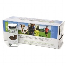 Orgain Organic High Protein Ready to Drink Nutritional Shake Creamy Chocolate Fudge