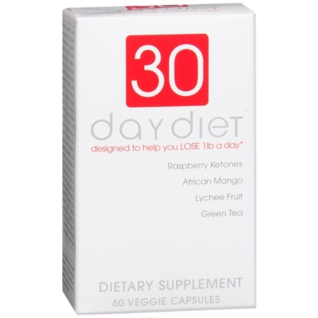Creative Bioscience 30 Day Diet Dietary Supplement Capsules