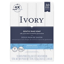 Ivory Bar Soap Original